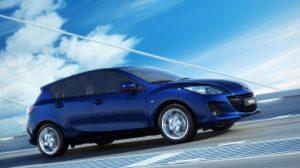blauwe-auto