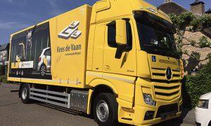 vrachtwagenrijbewijs