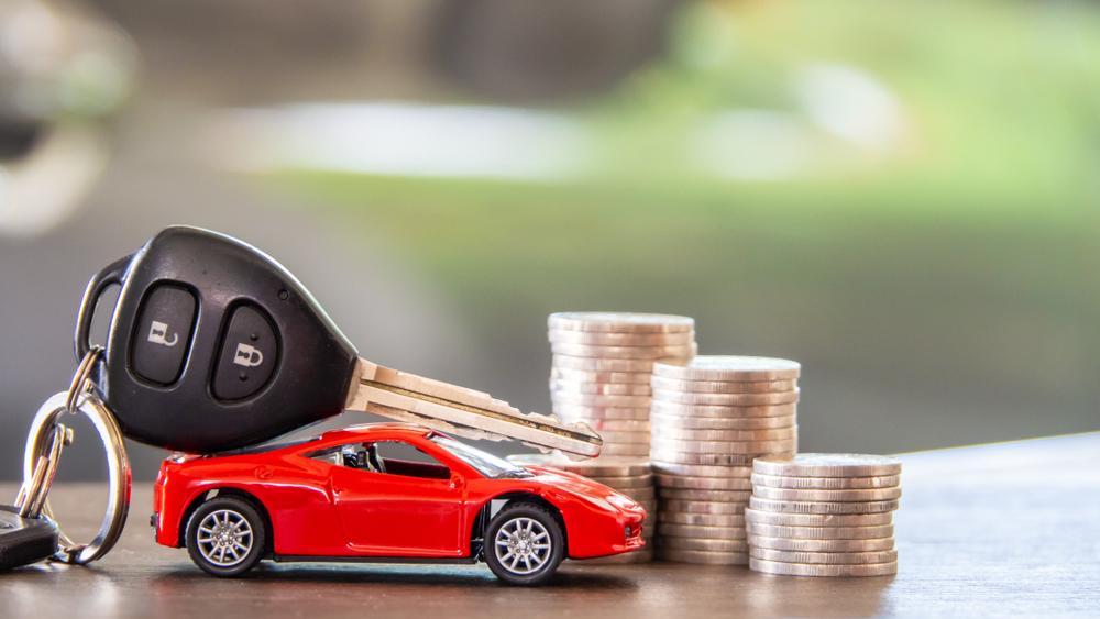 geld lenen auto